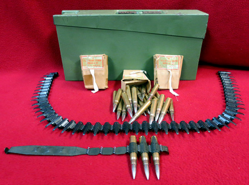 mg42 WWII Ammo Can mg34 Waffenamt