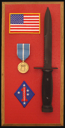Korean War Service Honor Plaque