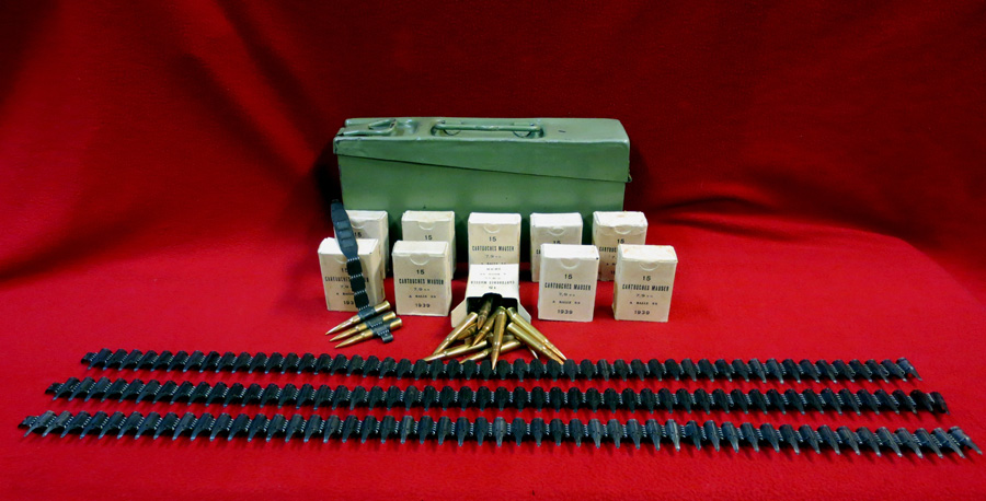 mg42 WWII Ammo Can Waffenamt