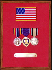 Iraq Service Honor Plaque